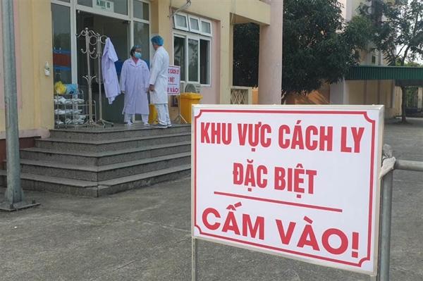 Việt Nam đã áp dụng cách ly từ sớm.