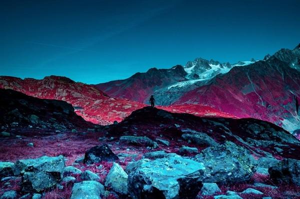 Bức ảnh của nhiếp ảnh gia Anh Katie Farr, vào chung kết thể loại ảnh Sáng tạo. Ảnh: Katie Farr.
