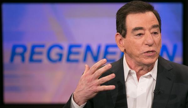 Leonard Schleifer, giá trị tài sản: 2,2 tỉ USD, tăng 11%. Ảnh: Forture.