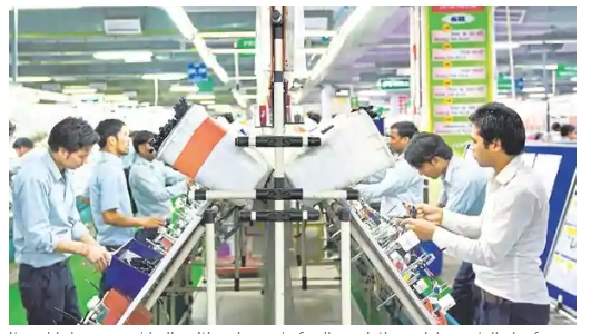 Việc chuyển tới Ấn Độ sẽ mang lại nhiều lợi ích kinh tế cho các doanh nghiệp