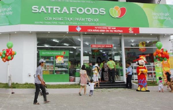 Satra đặt mục tiêu tăng trưởng gần 4,9% về lợi nhuận trong năm 2020. Ảnh: Thuonggiaonline.