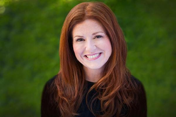 Bà Kara Goldin là nhà sáng lập, CEO của Tập đoàn Hint