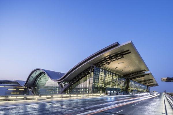 Hamad International Airport. Ảnh: Vietjet Air