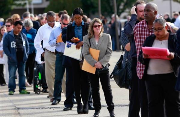 Gần 3 triệu người Mỹ đã nộp đơn thất nghiệp trong tuần trước.