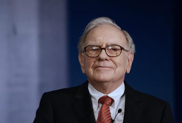 Tỉ phú Warren Buffett. Ảnh: CNBC.