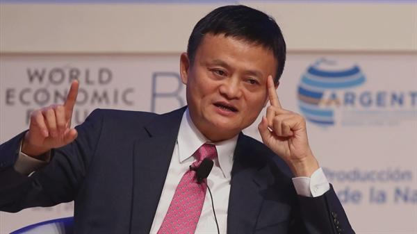 Tỉ phú Jack Ma. Ảnh: CNN.