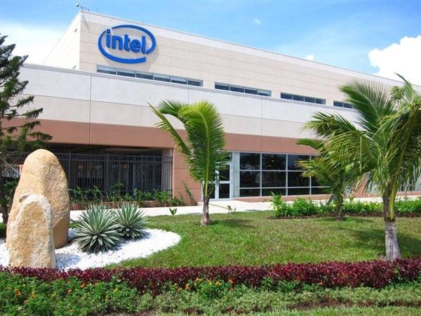Nhà máy Intel Việt Nam.