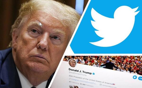 Ong Trump đã lên tiếng đã đe dọa sẽ kiểm soát hoặc đóng cửa các công ty truyền thông xã hội sau khi nội dung tweet của mình bị Twitter dán nhãn
