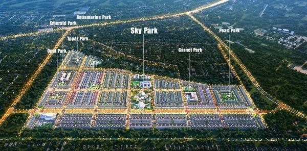 Khu đô thị thương mại và giải trí Gem Sky World được quy hoạch đồng bộ và hiện đại góp phần kiến tạo giá trị lâu dài cho cả cộng đồng dân cư địa phương và cả khu vực.