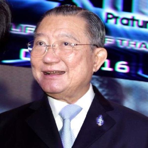 Tỉ phú giàu nhất Thái Lan Charoen Sirivadhanabhakdi. Ảnh: Forbes