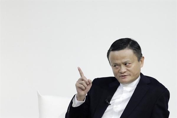Ông Jack Ma đã từ chức Chủ tịch của Tập đoàn Alibaba nhưng điều đó vẫn không ngăn được sự gia tăng liên tục của tài sản cá nhân. Ảnh: Bloomberg