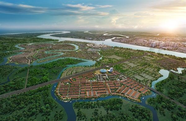 Aqua City có quy mô gần 1.000 ha được quy hoạch theo hướng sinh thái thông minh, 70% diện tích được dành cho mảng xanh, hạ tầng giao thông và tiện ích nội khu đẳng cấp.