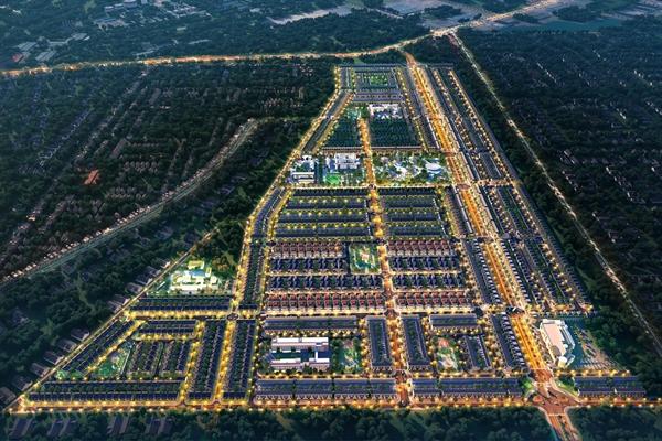 Gem Sky World nằm ngay trung tâm mạng lưới giao thông đường bộ, đường hàng không và đường biển vô cùng linh hoạt.
