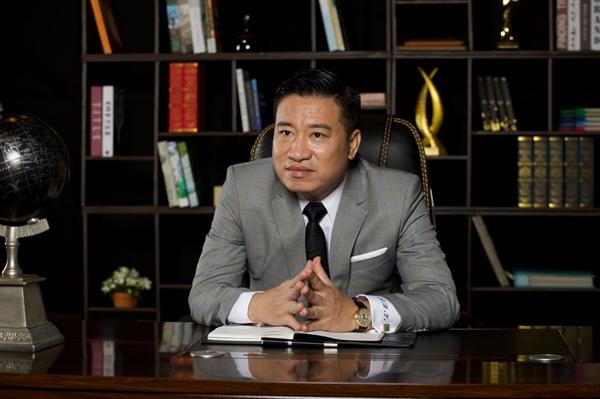 Ông Nguyễn Đình Trung, Chủ tịch Tập đoàn Hưng Thịnh.