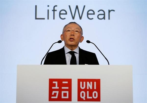 Tỉ phú Tadashi Yanai và gia đình, nhà sáng lập và chủ tịch tập đoàn thời trang Fast Retailing