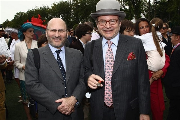 Alain Wertheimer, đồng sở hữu Chanel