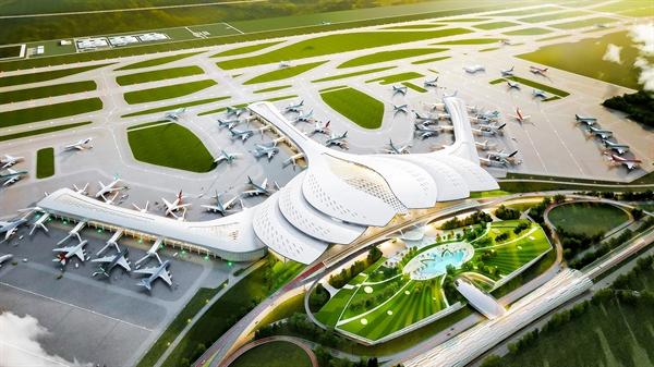 Sự xuất hiện của sân bay quốc tế Long Thành tạo sức bật cho bất động sản khu vực.