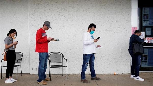Lao động nước ngoài tại Mỹ. Ảnh minh họa/Nguồn: Reuters.