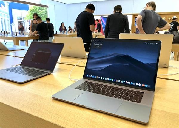 Apple đã đưa ra thông báo tại Hội nghị các nhà phát triển toàn cầu, xác nhận việc chuyển đổi được báo cáo trước đó sang silicon của Apple. Ảnh: Nikkei