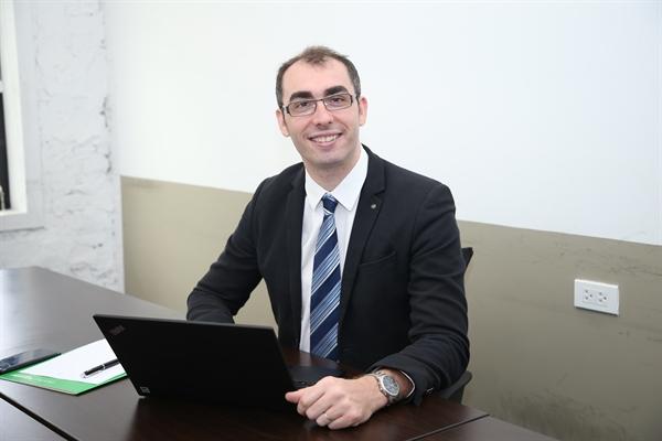 Ông Morgan Duarte, Tổng giám đốc Schneider Electric IT Việt Nam.