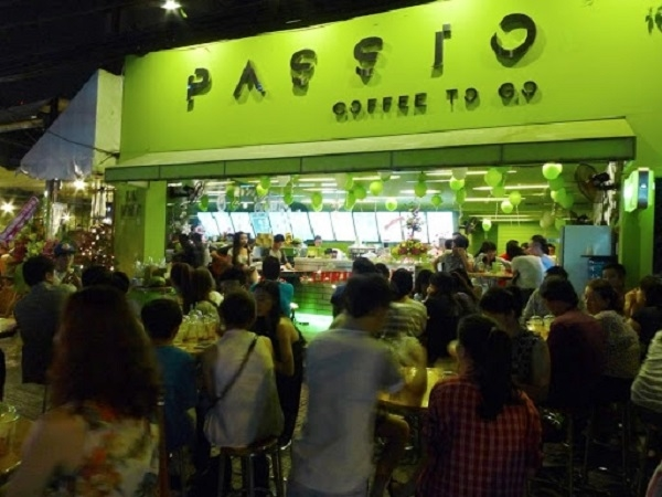 Ảnh: Passio Coffee