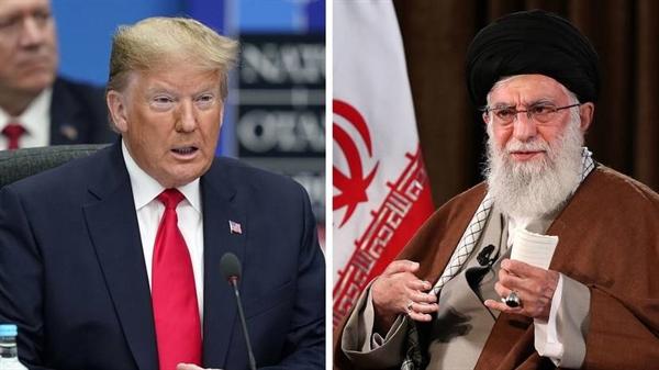 Căng thẳng giữa Mỹ và Iran đã tăng lên kể từ khi Tổng thống Donald Trump rút khỏi thỏa thuận hạt nhân của Tehran. Nguồn ảnh: EPA