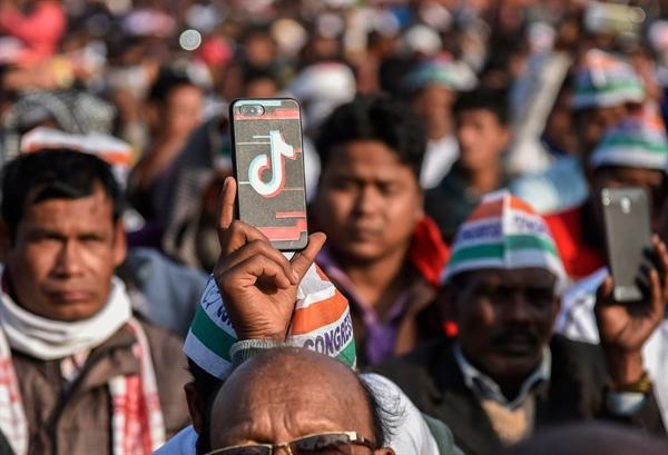 TikTok và 58 ứng dụng do Trung Quốc sản xuất khác bị cấm ở Ấn Độ. Nguồn ảnh: Tech Spot