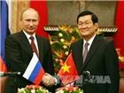 Toàn văn Tuyên bố chung Việt Nam- LB Nga