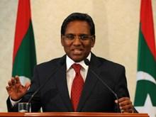 Tổng thống Maldives Mohamed Waheed đã từ chức