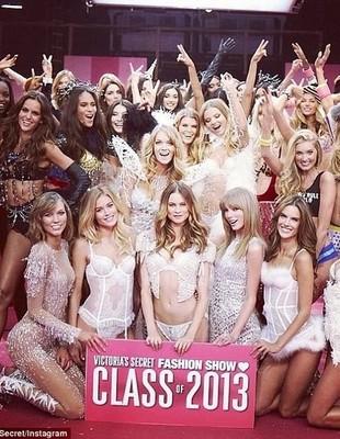 Những hình ảnh nóng bỏng nhất Victoria's Secret 2013