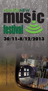 Liên hoan nhạc mới Hà Nội 2013
