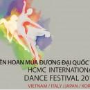 TP HCM – Liên hoan múa đương đại Quốc tế