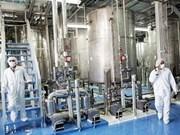 Nghị sỹ Iran muốn tiếp tục làm giàu uranium cấp độ 20%
