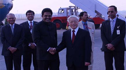 Ấn Độ Hướng Đông: Hướng về Nhật, Hàn hay Việt Nam?