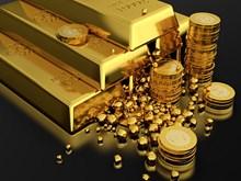 Giá vàng gần chạm ngưỡng thấp nhất trong bốn tháng qua