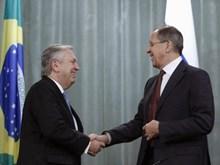 Brazil và Nga nâng kim ngạch thương mại lên 10 tỷ USD