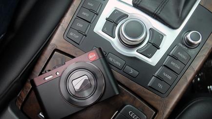 Máy ảnh Leica C do Audi thiết kế xuất hiện tại Việt Nam
