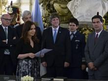 Chính phủ Argentina duy trì vai trò điều tiết nền kinh tế