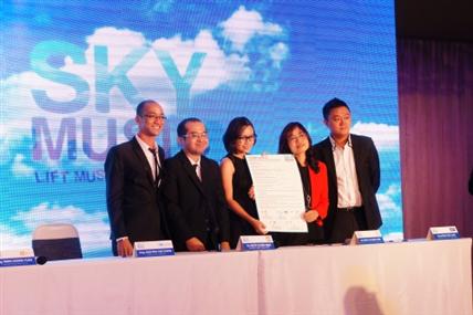 SkyMusic ra đời, cạnh tranh bản quyền nhạc số đến hồi quyết liệt