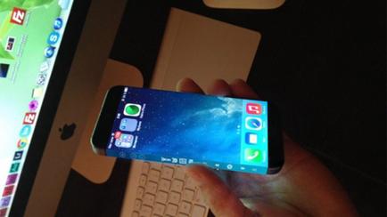 Ý tưởng iPhone 6 màn hình bao cả cạnh trái