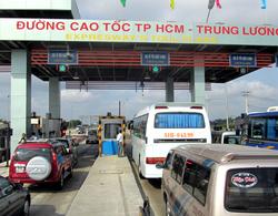 Bán quyền thu phí cao tốc Trung Lương 2.000 tỷ đồng