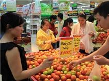 TP.HCM: Chỉ số giá tiêu dùng tăng, xuất khẩu giảm