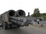 Xuất khẩu sắt thép, xi măng đều tăng mạnh