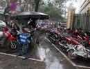 Hà Nội tăng phí trông xe máy lên 3.000 đồng