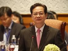 Thủ tướng tham dự Diễn đàn đối tác phát triển Việt Nam