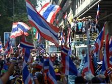 Thái Lan: Nghị sỹ đảng Dân chủ đối lập sẽ từ chức toàn bộ
