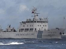 Tàu Trung Quốc lại vào vùng biển tranh chấp với Nhật