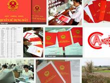 Luật Đất đai sửa đổi: Cho phép làm sổ đỏ qua mạng