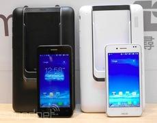 Điện thoại biến hình PadFone mini chính thức ra mắt, giá 8,5 triệu đồng