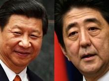 Lãnh đạo Trung-Nhật được bình chọn là Nhân vật của năm